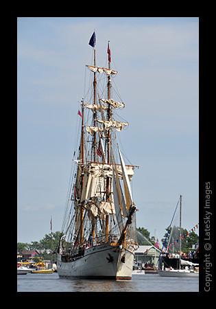 1063 Barque Europa