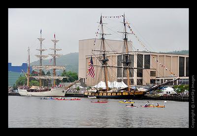 3066 Kayaks & Tall Ships