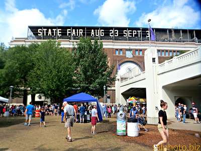 "State Fair attendance tops 2 million for 2018   https://www.kare11.com/article/news/state-fair-attendance-tops-2-million-for-2018/89-590613586  For the first time in its history, the fair has topped two million visitors. Author: Boyd Huppert Published: 9:48 PM CDT September 3, 2018 Updated: 1:52 PM CDT September 4, 2018  FALCON HEIGHTS, Minn. - Minnesota State Fair, hats off to thee.  For the first time in its history, the fair has topped 2 million visitors, officials announced Monday.  The final tally? Drum roll, please ... 2,046,533 fair-goers.  Jerry Hammer, who rose from a 15-year-old state fair greenhouse worker to the fair's CEO, says he once doubted he'd see 2 million in his lifetime.  ""It was barely over a million and in those days state fair employees were counted,"" said Hammer of the attendance when he started at the fair 49 years ago. ""It's more than doubled in my time here.""  So how did they do it?  For one thing, better entertainment – and more of it free, Hammer says. ""There's 12 hours at every stage we have of continuous free entertainment.""  For another, food.  On a fairgrounds where 87 church diners once stood, only two remain. Meals are no longer viewed as a necessity, but reason alone to go to the fair.  ""Now, it's been described as one of the biggest and best culinary festivals in the world,"" the fair CEO says.  On Monday, fairgoer Alex Dang said she just had to come back a third time. ""Really, you have to go a lot or you're going to miss out on all the food you want to try.""  Minnesota's population has grown too, with new immigrants who've also embraced the get-together.  Monday, at the Leinie Lodge bandshell, young Somali women danced among others of European decent.  ""Whoever you are, whatever you do, doesn't matter here,"" Hammer says. ""Here we're just all celebrating each other.""  Lisa Baladi agrees. ""I think it's just all around great people in Minnesota and we're so friendly and we like getting out doing fried food,"" she laughs.  Hammer cites other factors, including improvement on the underused north end of the fairgrounds and an improved transit hub.  Finally, success breeds success, including a swell of international journalists spreading the fair's reputation around the world.  ""We don't actually have a fair like this,"" says Alexis Hotton, who spent all 12 days covering the fair for French television."