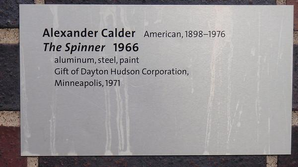 Walker Art Museum: Sculpture Garden