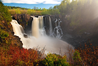Spring Sensation - High Falls (Grand Portage State Park - Minnesota)