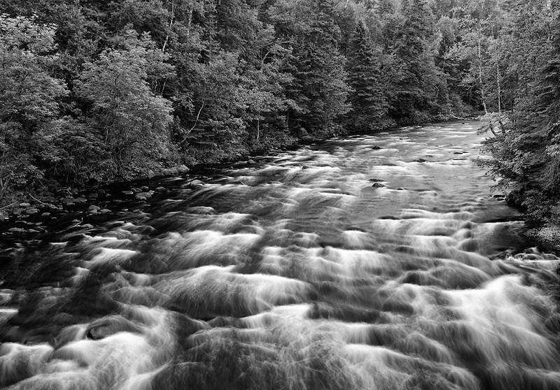 Constant Motion - Brule River (Judge C.R. Magney State Park - Minnesota)
