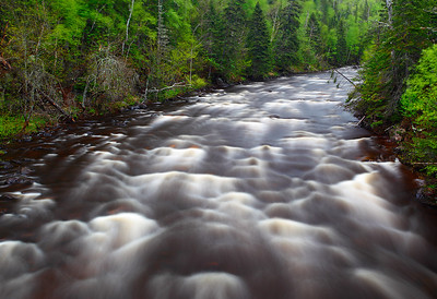 Perpetual - Brule River (Judge C.R. Magney State Park - Minnesota)