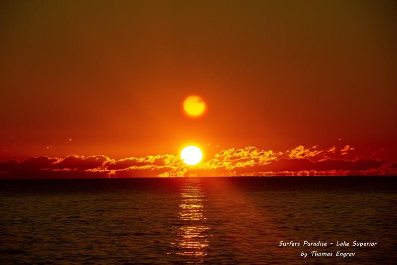 Surfers Paradise - Lake Superior
