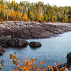 fall Colors Temperance River State Park