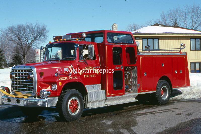St Louis Park E-216