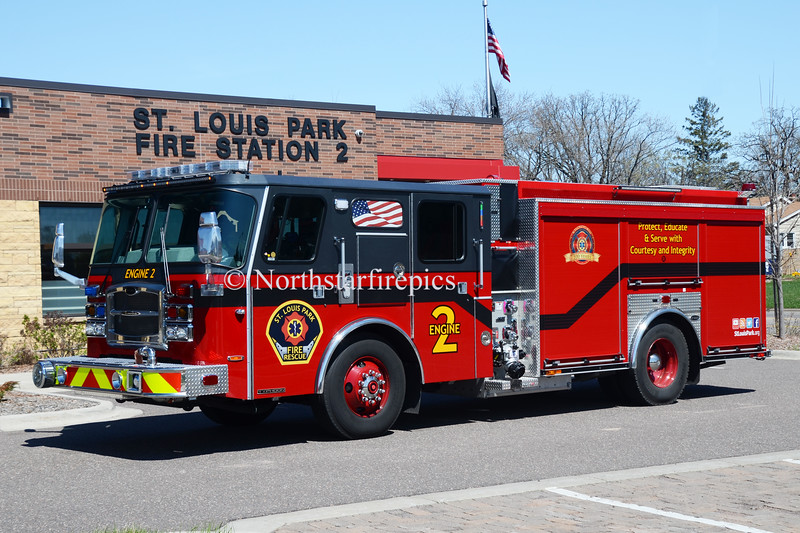 St  Louis Park E-2  9888