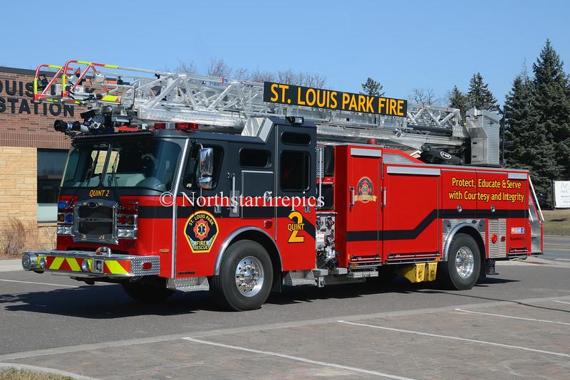 St. Louis Park Quint-2