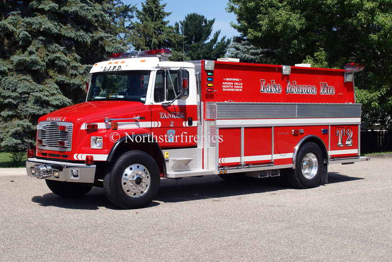 Lake Johanna Tnk-2  2002 FL M2/General safety 750/2000