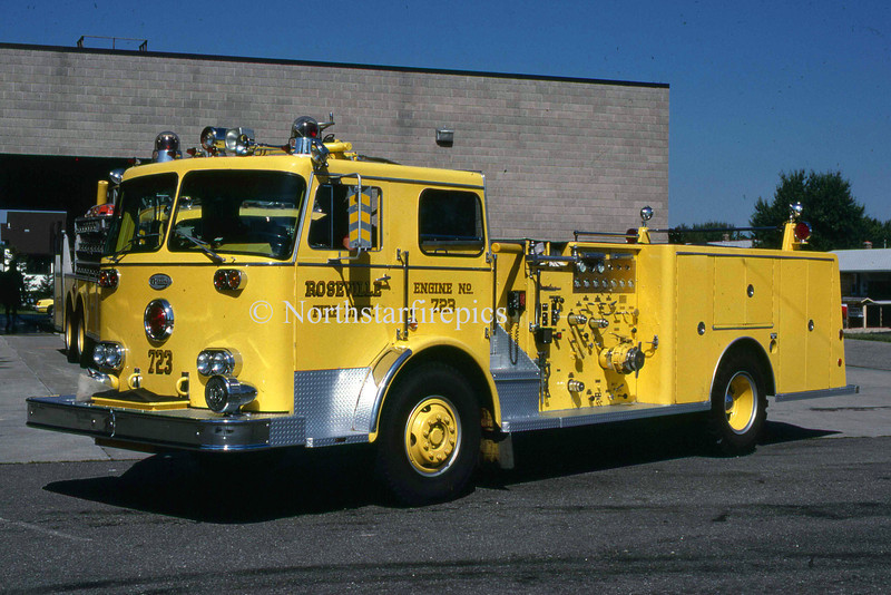Roseville E-723 905
