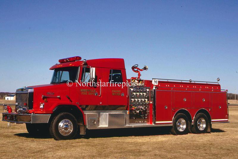 Roseville E-736