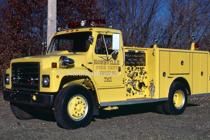 Roseville E-732