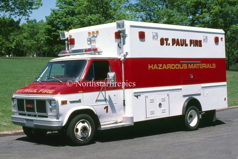 St Paul HM-1