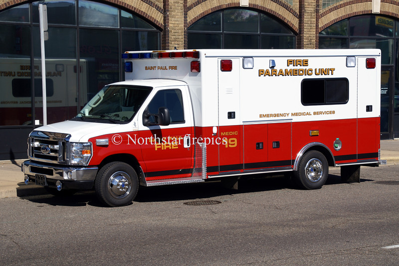 St Paul M-19 <br /> 2008 E-450/Road Rescue