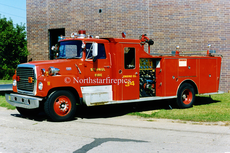 St. Paul Reserve Engine 34