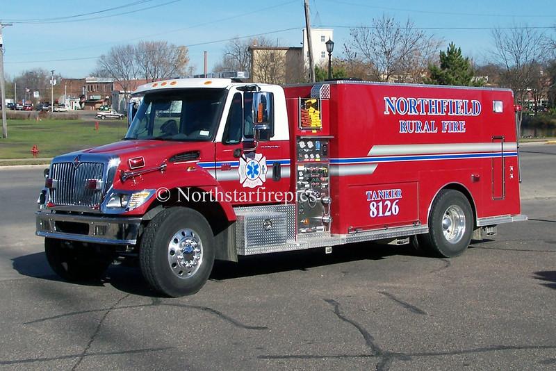 Northfield Tnk-8126