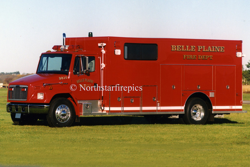 Belle Plain R-9810 016