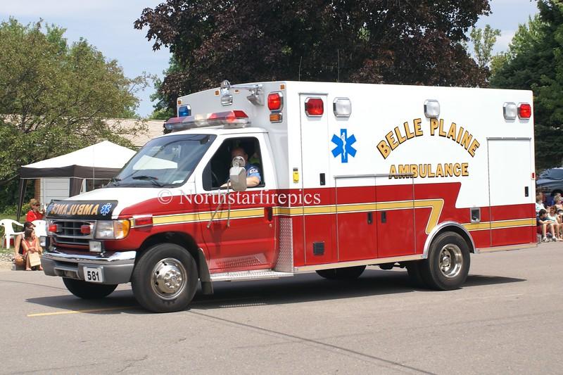 Belle Plaine A-581