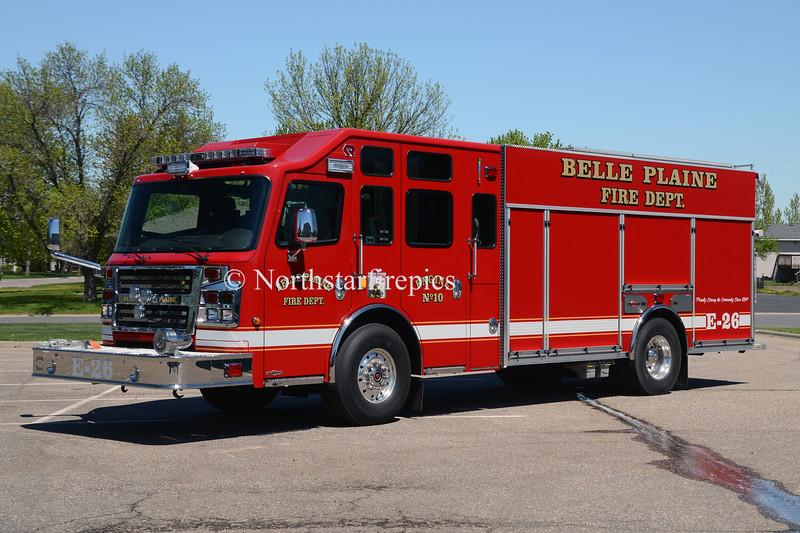 Belle Plaine E-26 9955