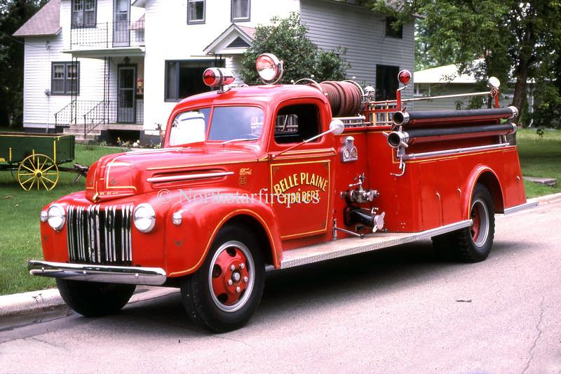 Belle Plaine Ford 810