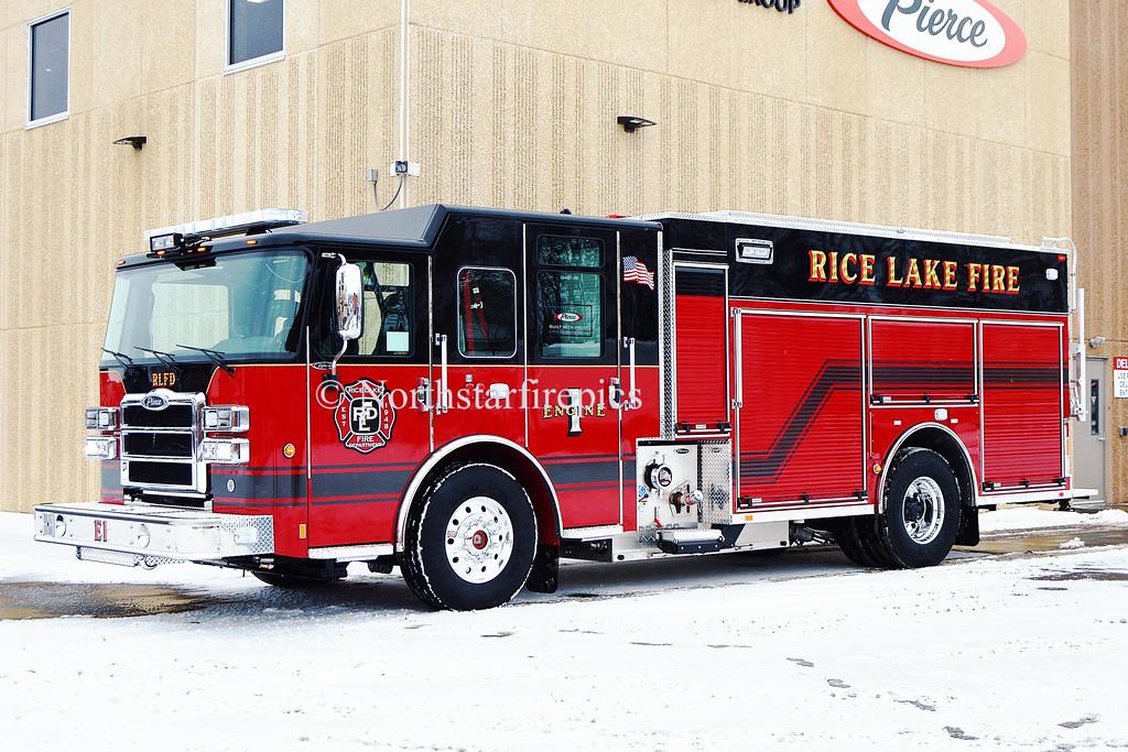 Rice Lake Fire Department - NorthStarFirepics