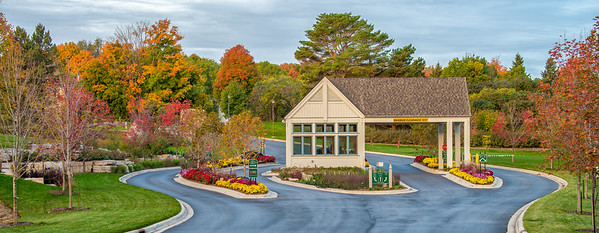 The Arboretum Gatehouse 2014