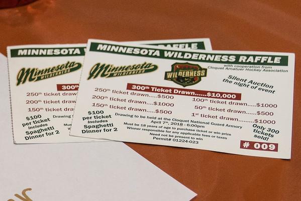Minnesota Wilderness Raffle