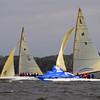 2009 MYC A Scow Racing