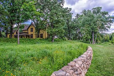 Charles H. Burwell House in Minnetonka, Minnesota,