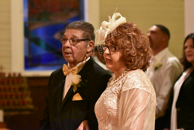 Minnie & Alvin Metoyer's 50th Anniversary I of IV