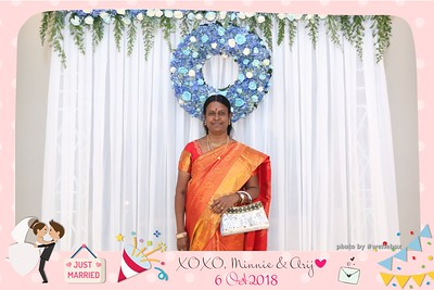 Minnie & Arij Wedding Photobooth - Chụp hình in ảnh lấy liền Tiệc cưới