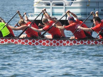 Minocqua Dragon Boat 17
