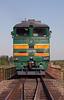 2TE116 1386 at 263km (river crossing) near Novokarlovka on 7th May 2010 (2)