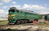 2TE116 1207B at Pologi Depot on 7th May 2010