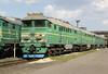 2TE116 1172 at Pologi Depot on 7th May 2010
