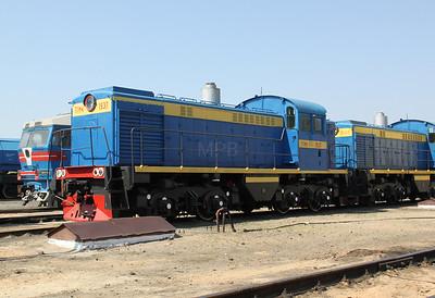 TGM4 1937 at Kharkov Osnova Depot on 2nd May 2010