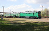 2TE116 1085 at Pologi Depot on 7th May 2010 (3)