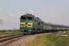 2TE116 1386 at 262 6km near Novokarlovka on 7th May 2010 (5)