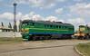 2TE116 1140A at Pologi Depot on 7th May 2010 (4)