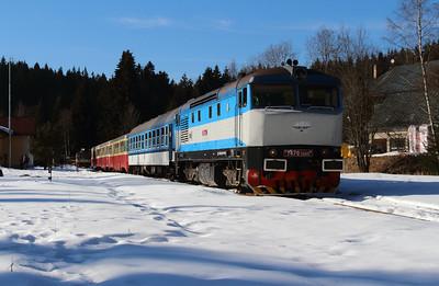KZC Railtour