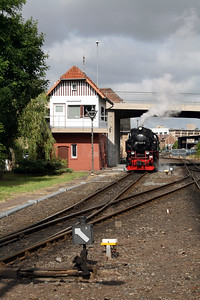 99 7245 at Nordhausen Nord on 9th July 2008