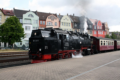99 7245 at Nordhausen Nord on 9th July 2008 (1)