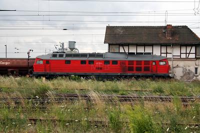 232 693 at Nordhausen Nord on 9th July 2008