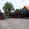 Wernigerode Depot on 9th July 2008