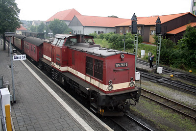 199 861 at Wernigerode on 11th July 2008 (6)