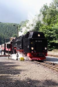 99 7245 at Eisfelder Talmuhle on 9th July 2008