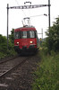 2) 540 058 on Etzwilen to Singen Branch (OHL limit) on 19th June 2006 working railtour. This is now a preserved line