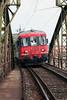 2) 540 058 on River Aare Bridge (Koblenz) on 19th June 2006 working railtour