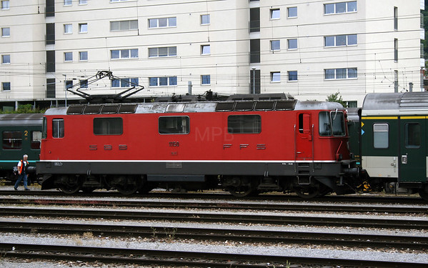 SBB Railtour - Switzerland on Branch Lines June 2007