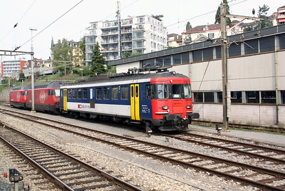 540 006 at Lausanne on 12th September 2009
